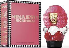 Nicki Minaj Minajesty Perfume Eau De Parfum Spray 3.4 OZ 100 ML SEALED
