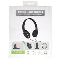 New  Lightweight Stereo Headphones for all 3.5 Jack Audio Devices Speakers Beats