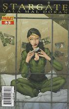 STARGATE Vala Mal Doran (2010) #3 - Back Issue (S)