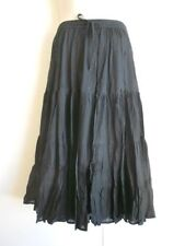 Unbranded Hand-wash Only Solid Regular Size Skirts for Women