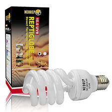 Reptile Compact Fluorescent Vivarium Lamp Light 10.0 UVB UVA UV 26W ES Screw