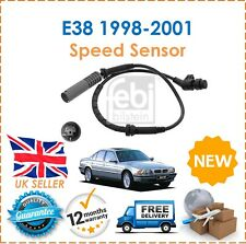 For BMW 7 Series E38 1998-2001 Front ABS Speed Sensor NEW 34520025721 0025721