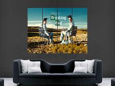 Breaking Bad La Serie De Tv mostrar un arte de pared Imagen Grande Poster Gigante