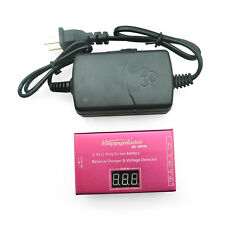 BC-4S15D Battery Lithium Lipo Balance Charger w/ Voltage Display 1500mA for RC