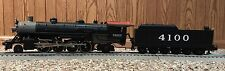 Lionel O Gauge Frisco 2-8-2 Mikado Steam Engine 6-18030