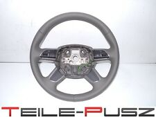 AUDI A4 8K B8 Q7 4L Lenkrad Lederlenkrad Piment Grau Steering Wheel 4L0419091AC