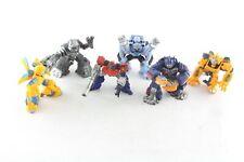 Apagón Megatron Transformers Robot Heroes Optimus Prime Abejorro