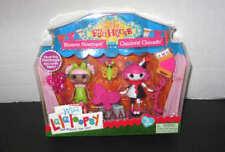 Mini Lalaloopsy Silly Fun House 2-Pk Doll Blossom & Charlotte NIP