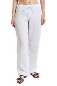 J & Ce Women's 100% Cotton Gauze Beach & Pajama Pants