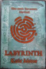 KATE MOSSE ~ LABYRINTH ~ HC/DJ- 1ST US EDITION, 2006- NEAR NEW COND