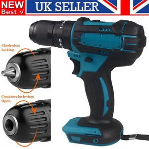 For Makita DHP483Z 18v LXT Brushless Combi Drill Cordless Hammer Screwdriver