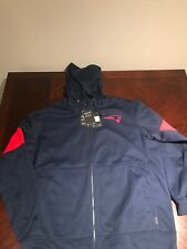 New England Patriots Nike Full Zip Jacket