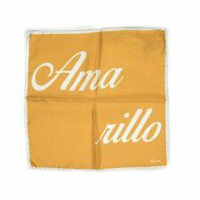 Stenstroms Printed Silk Pocket Square ~ Made in Italy