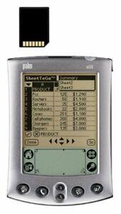 PalmOne m500 Handheld BULK PACKAGING