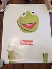 Supreme Kermit The Frog Poster DS