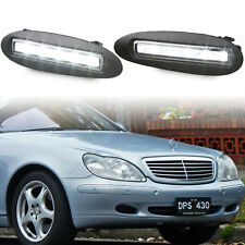 LED DRL Daytime Running Light For Mercedes Benz S-Class W220 S350 S500 Fog Lamp