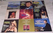 Schöne Klaus WUNDERLICH - Sammlung / collection 10 LPs, einige Cheesecakes  ! !
