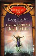 Robert Jordan, Brandon Sanderson, Das Rad der Zeit 37, Das Gedächtnis des Lichts