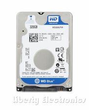 """WD Blue WD3200LPVX 320GB 5400 RPM 8MB Cache SATA 6.0Gb/s 2.5"""" Slim Hard Drive"""