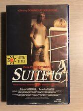 Suite 16 Video Ex-Rental Vintage Big Box VHS Tape English  dutch subs