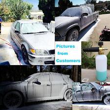 Pressure Washer Jet Wash 1/4 Adjustable Snow Foam Lance Water Cannon Car Washing