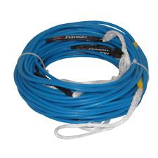 Barefoot International M1000 Ski Rope 95' Long, Nylon Coated Spectra