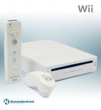 Nintendo Wii - Konsole #weiß + Original Remote + Zub.