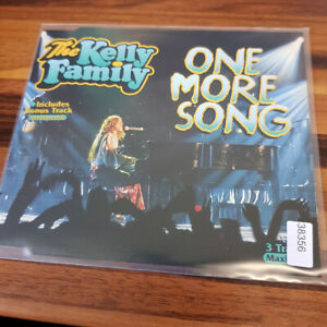 THE KELLY FAMILY : One More Song    > VG+ (MCD)
