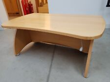 Height Adjustable Maple Wood Desk - Ideal for Children - Sitting or Standing