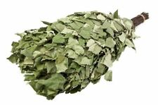 3 pcs x Premium Eco Birch broom for bath and sauna, ORGANIC aroma Birch with ...