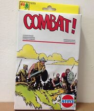 ESCI A-Toys 225 Barbarian Warriors 1/72 rare box art 1983 vintage COMBAT! 1225