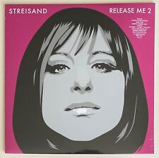 New listing BARBRA STREISAND * RELEASE ME 2 * STORE EXCLUSIVE LIMITED WHITE VINYL * SEALED!