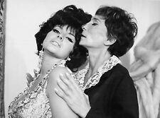 """ISABEL SARLI & ALBA MUGICA in """"Fuego"""" Original Vintage Photo 1969"""