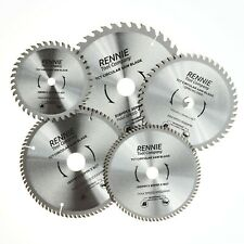TCT Circular Wood Saw Blades 135mm - 305mm fits Bosch Dewalt Festool Makita etc