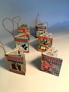Harry Potter Inspired Ornament Magazine