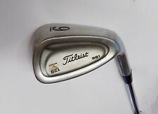 Titleist DCI 981 Gold Triangle 9 Iron Steel Tri-Spec Stiff Shaft