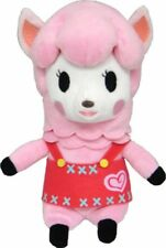 "Sanei Animal Crossing New Leaf: Lisa/Reese 9"" Plush"