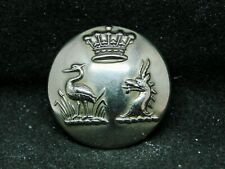 New listing Earl of Lytton (Bulwer-Lytton) Dual Crest 25mm S/P Livery Button Firmin 20th C