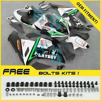 Fairings Bodywork Bolts Screws Set For Kawasaki Ninja ZX6R 2005-2006 47 G3