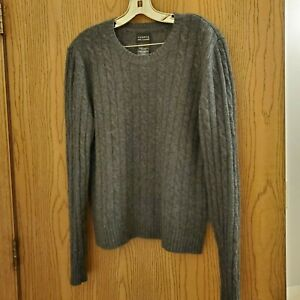 George Grey Cashmere Sweater Misses 16/18 (seems like a M/L Women's)