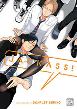 Jackass! manga volume 1 english paperback new yaoi bl