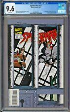 Spider-Man #57 CGC 9.6 White Pages John Romita Jr Direct Edition