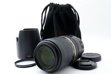 Tamron SP AF 70-300mm f/4-5.6 Di VC USD Lens Canon [Excellent+++] from Japan F/S