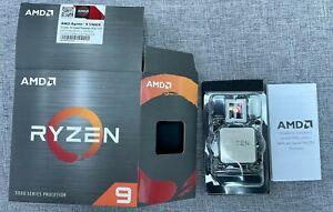 AMD Ryzen 9 5900X Desktop Processor (4.8GHz, 12 Cores, Socket AM4)