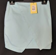 WOMEN'S BARDOT WRAP SKIRT STRETCH SIZE 8 NWT RRP $79.95 FREE POSTAGE