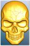 Petrobond/Delft Clay Push Ingot Casting Mold Pattern! Stars Stripes Skull!
