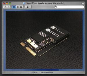 Genuine Apple WiFi 802.11ac Bluetooth 4.0 Upgrade Kit Adapter For iMac 2009-2011