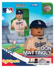 Don Mattingly OYO Los Angeles Dodgers MLB Mini Figure NEW G4
