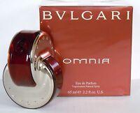 BULGARI OMNIA 65ml EdP Eau de Parfum Spray NEU OVP in Folie * BVLGARI *