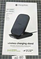** Morphie Wireless Charging Stand 10 Watt NIB AE-80